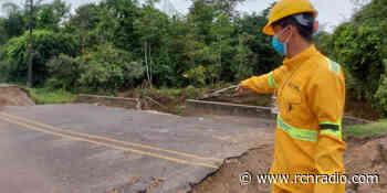Adelantan trabajos para recuperar la vía Fortul–Saravena tras emergencia invernal - RCN Radio