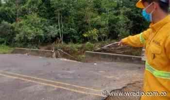 Invías anunció las obras para recuperar la vía Fortul – Saravena en Arauca - W Radio