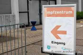 Bodenseekreis/Friedrichshafen: Corona-Schutzimpfung ohne Termin? Wann und wie das kommende Woche im Kreisimpfzentrum und auf Häfler Märkten möglich ist - SÜDKURIER Online