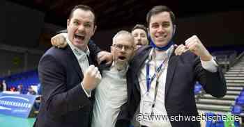 VfB Friedrichshafen hält das Team um den Coach - Schwäbische
