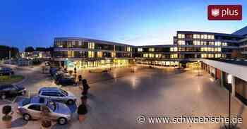 Klinik in Friedrichshafen macht weiter Minus - Schwäbische