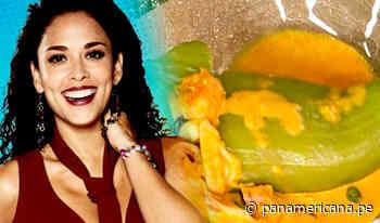 Cocina en D'Mañana: sepa cómo preparar una exquisita caigua rellena con mariscos - Panamericana Televisión