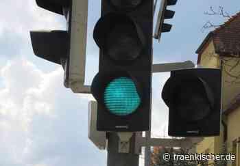 Rothenburg: +++ Verkehrsunfall mit leichtverletzter Person +++ - fränkischer.de