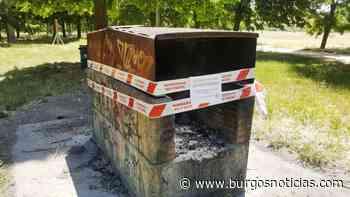 Clausuradas las barbacoas en Fuentes Blancas por riesgo de incendio - Burgos Noticias | - Diario Digital de Burgos - Información, Noticias y Actualidad - BurgosNoticias