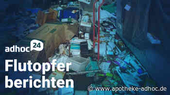 Linda-Apotheke in Kall völlig überschwemmt - APOTHEKE ADHOC