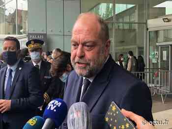 Violences conjugales : le ministre Eric Dupond-Moretti à Beauvais ce lundi - actu.fr