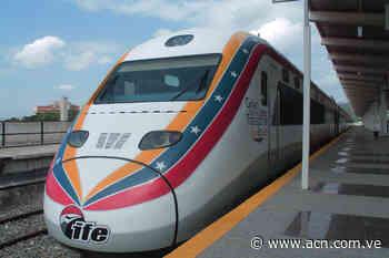 Ferrocarril Guacara-San Diego sigue paralizado a dos años de su inauguración - ACN ( Agencia Carabobeña de Noticias)