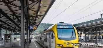 Mit dem Zug von Wendlingen nach Ulm - Zwischen Neckar und Alb - Teckbote Online