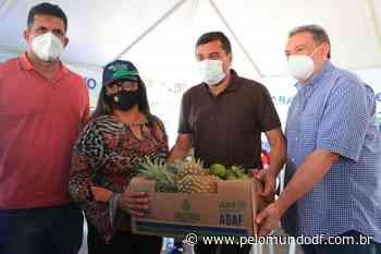 Em Manacapuru, Wilson Lima anuncia para setembro pagamento da subvenção da juta e da malva - Pelo Mundo DF