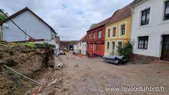 À Montreuil, les pavés de la Cavée Saint-Firmin seront de retour à partir de lundi - La Voix du Nord