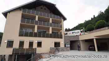 Nach Sanierung in Höfen - 16 Wohneinheiten im ehemaligen Hotel Hirsch - Schwarzwälder Bote