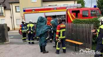 Unbekannter mit stinkender Flüssigkeit in Vilseck: Mehrere Verletzte - Onetz.de