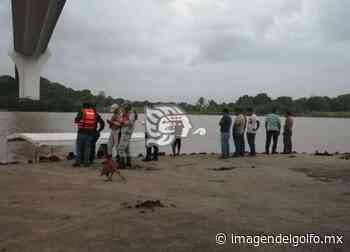 Trágico día de pesca; río Coatzacoalcos arrastra a niño de 4 años - Imagen del Golfo