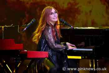 Tori Amos 2022 UK and Ireland tour: tickets and dates - PinkNews