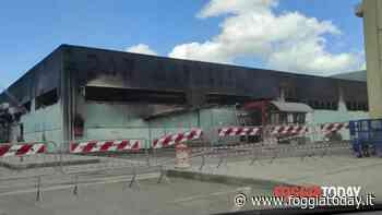Incendio distrugge il 'Panda Italia' di San Giovanni Rotondo: le immagini di quel che resta del negozio e delle fiamme - FoggiaToday