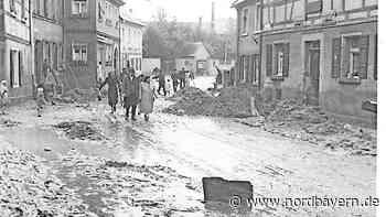 Flut rauschte durch Herzogenaurach - Nordbayern.de