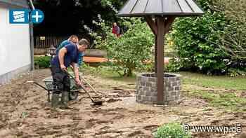 Kreis Olpe: Riesige Hilfsbereitschaft nach dem Hochwasser - WP News