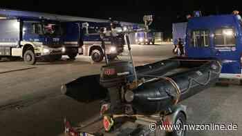Hochwasserkatastrophe: Bookholzberger THW-Helfer auf Einsatz vorbereitet - Nordwest-Zeitung