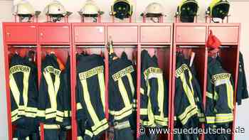 Mehr als 60 Feuerwehreinsätze in Volksmarsen und Naumburg - Süddeutsche Zeitung