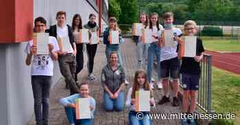 Dillenburg Als Weltjugendspiele in Dillenburg stattfanden - Mittelhessen