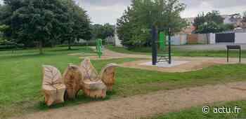 Une aire de fitness gratuite en plein air, à Sainte-Pazanne - actu.fr
