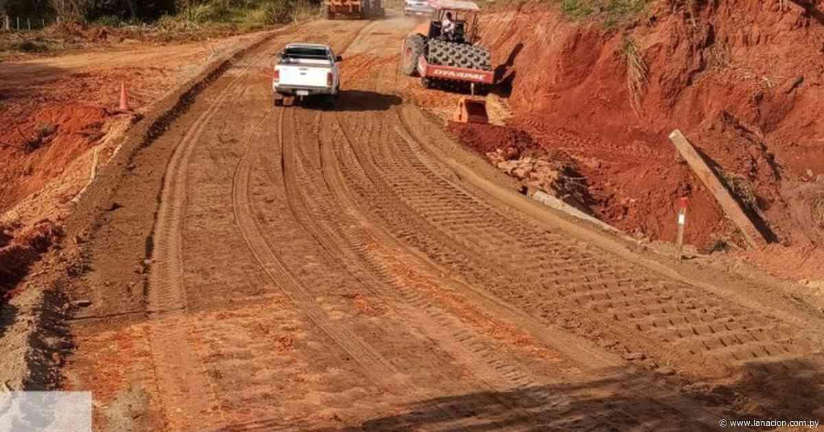 Habilitan en Tacuatí un paso vehicular provisorio - La Nación
