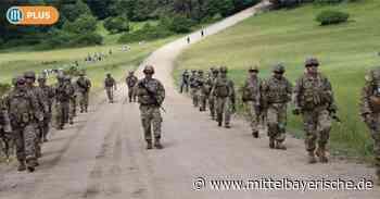 Spezialeinheit trainiert in Hohenfels - Mittelbayerische