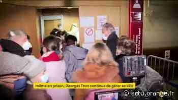 Georges Tron : en prison, le maire de Draveil en Essonne continue d'administrer sa ville - Actu Orange