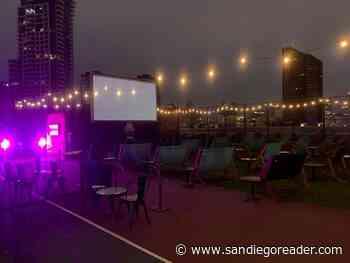Amy Adams Film Night at Rooftop Cinema Club - San Diego Reader