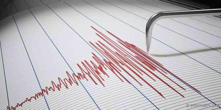 MARN registra enjambre sísmico al noreste de Tecoluca en San Vicente - InformaTVX - Noticias El Salvador
