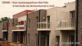 HERNE – Voor woonzorgcentrum Sint-Felix is het einde van de bouwtunnel in zicht - Editiepajot
