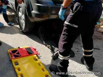 Joven diligenciero fallece en Playa del Carmen al ser arrollado por camioneta que no respeta el alto - Elpuntosobrelai.com