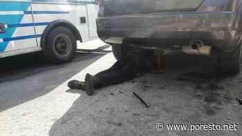 Muere motociclista tras ser arrollado por un auto en Playa del Carmen - PorEsto