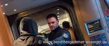 Bundespolizisten angegriffen, beschimpft und bedroht – Freilassinger handelt sich mehrere Anzeigen ein - Berchtesgadener Anzeiger