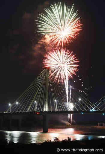 Fireworks canceled in Alton, Grafton - Alton Telegraph