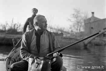 Al via rassegna Hemingway, il Nobel nella laguna di Caorle - ANSA Nuova Europa