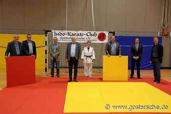 Neue Matte für Judoabteilung Liebenburg - Liebenburg - Goslarsche Zeitung - Goslarsche Zeitung