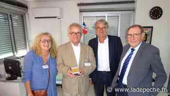 Blagnac : médaille d'or pour le père Gérard Batisse - ladepeche.fr