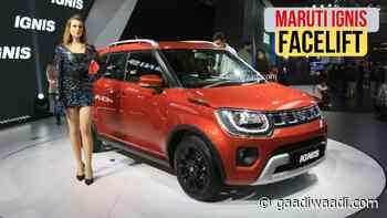 Maruti Suzuki Ignis Leaps Ahead On Sales Tally In June 2021 - GaadiWaadi.com