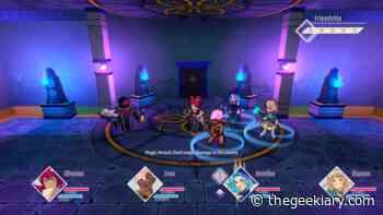 """Ignis Universia"" - Hybrid RPG & Visual Novel Title Launches Kickstarter! - The Geekiary"