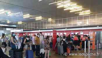 L'aéroport toulouse-blagnac renforce les contrôles sanitaires - ladepeche.fr