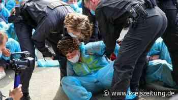 """Polizei spricht von """"herausforderndem Einsatz"""" in Rechterfeld - kreiszeitung.de"""