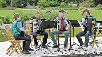 Wildberg - Ensembles musizieren für Flaneure - Schwarzwälder Bote