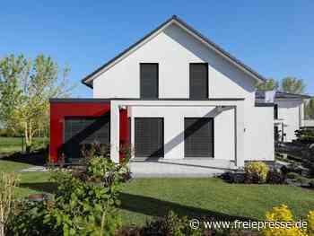 Häuser müssen für Bauort geplant werden - Freie Presse