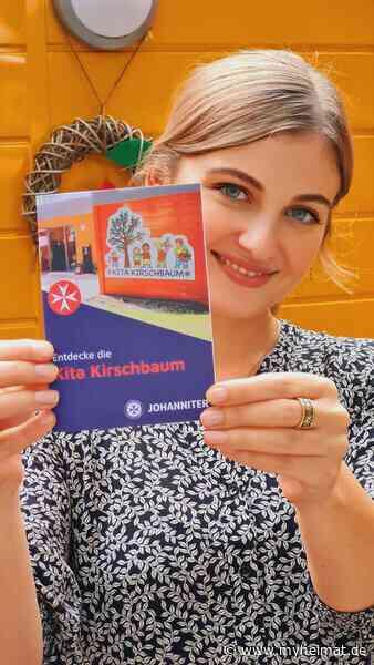 Kirsche Kiki lädt ein: Entdecke mit mir die Kita Kirschbaum - Wunstorf - myheimat.de