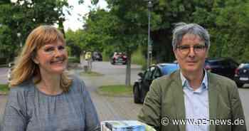 Bürgermeisterwahl in Illingen: Pioch geht weiter auf Stimmenfang - Pforzheimer Zeitung