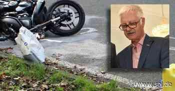 Bürgermeister von Illingen Armin König (64) in Unfall mit lebensgefährlich verletztem Motorradfahrer verwickelt - sol.de