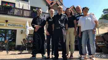 Gastronomie in Brandenburg: Das ist der neue Betreiber im Waldfrieden in Neuruppin - moz.de