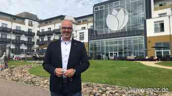 Tourismus: Neuer Direktor für das Resort Mark Brandenburg in Neuruppin - moz.de