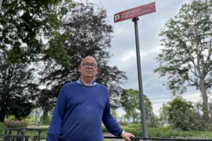 """Ieperse straten herinneren aan Sylvains familiehelden uit oorlog en politiek: """"In de streek leeft geen familie meer die hierover kan vertellen"""""""